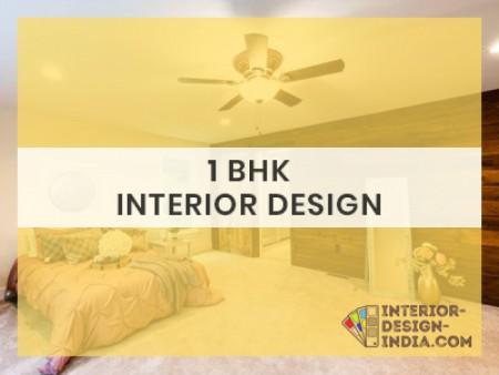 Best 1 BHK Interiors - Apartment Flat Interiors Companies in Delhi NCR