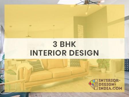 Best 3 BHK Interiors - Apartment Flat Interiors Companies in Delhi NCR