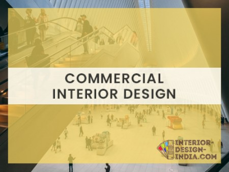 Commercial Interiors Interior Design in Noida