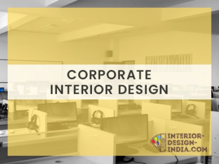 Corporate Interior Interior Design in Lucknow