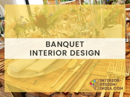 Best Interior Designing for Banquet - Commercial Interiors Companies in Delhi NCR