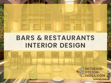 Best Interior Designing for Bars & Restaurants - Commercial Interiors Companies in Delhi NCR