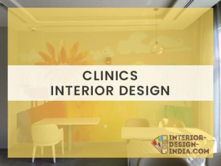 Best Interior Designing for Clinics - Commercial Interiors Companies in Delhi NCR