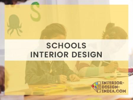 Best Interior Designing for Schools - Commercial Interiors Companies in Delhi NCR