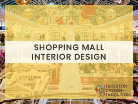 Best Interior Designing for Shopping Malls - Commercial Interiors Companies in Delhi NCR