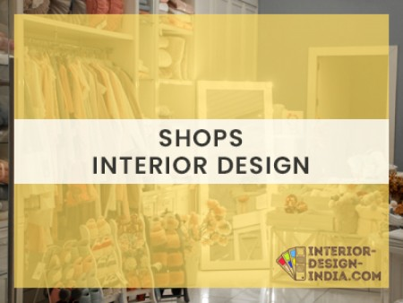 Best Interior Designing for Shops - Commercial Interiors Companies in Delhi NCR