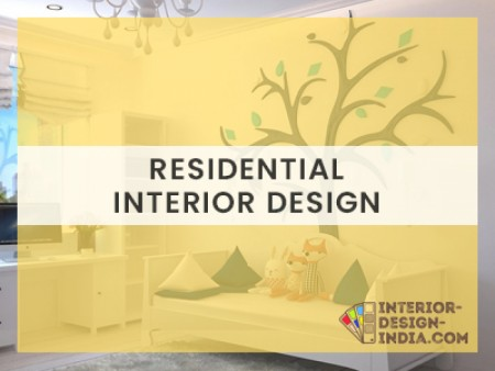 Residential Interiors Interior Design in Noida