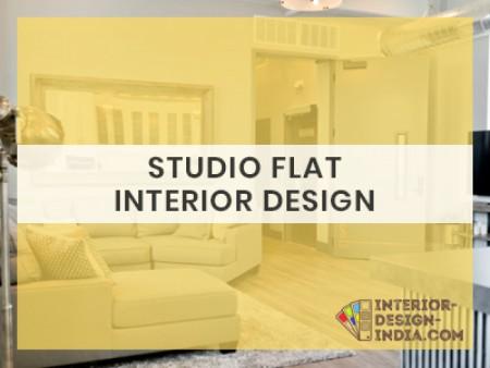 Best Studio Flat Interiors - Apartment Flat Interiors Companies in Thane
